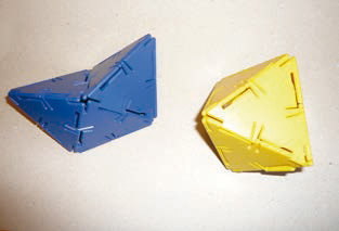 Irregular and regular octa-deltahedra