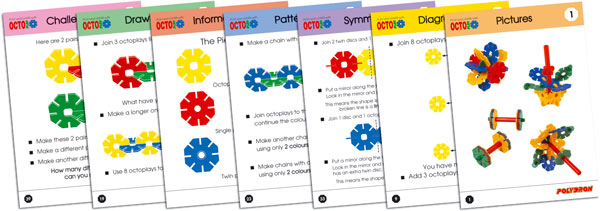 Octoplay Work Cards