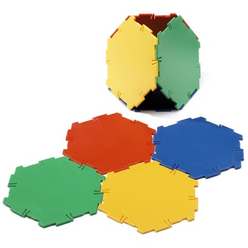 Polydron 20 Hexagons