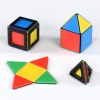 Solid Magnetic Polydron Starter Set