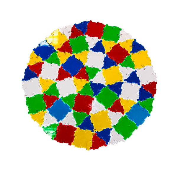 Crystal Polydron Pattern
