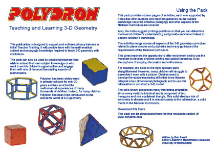 Teaching and Learning 3-D Geometry