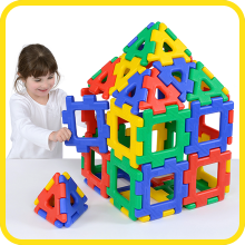 Polydron - Build Geometric 3D Construction Shapes in Primary