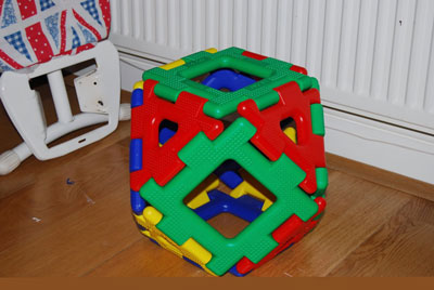 Giant Polydron Football