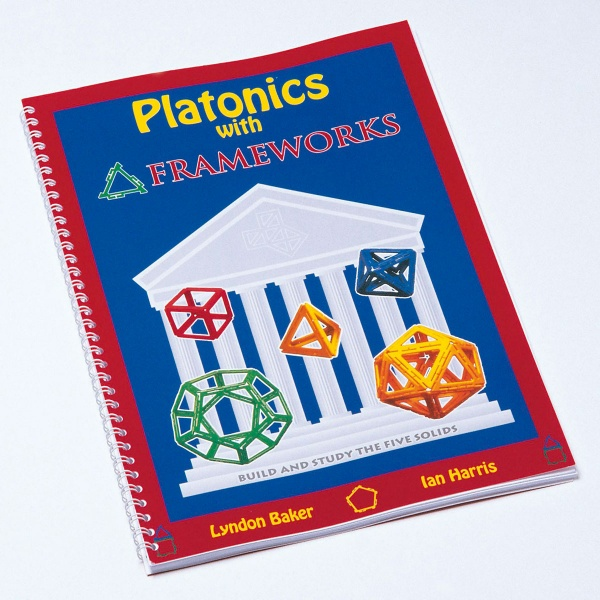 Platonics with Frameworks Book