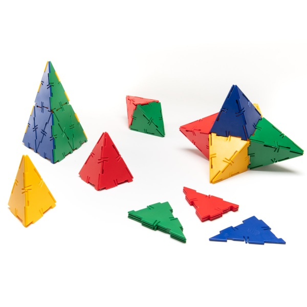 Polydron 60 Isosceles Triangles