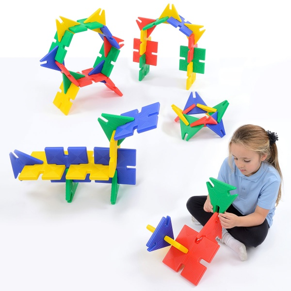 Giant PolyPlay 48 Pieces