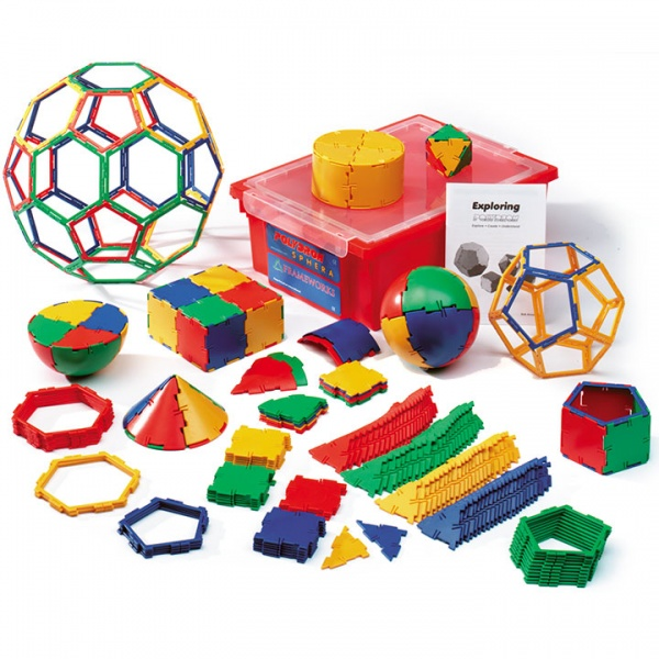 Polydron-Frameworks-Sphera Mixed Set 2
