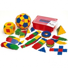 Polydron Primary Maths Set